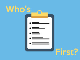 Who's First