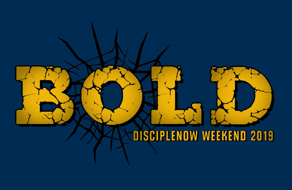DiscipleNow Weekend - Bold