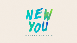 New You: Week 3 (Financially)