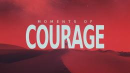 Moments Of Courage: Week 3